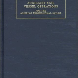 SCF Auxiliary Sail Vessel Operation for the Aspiring Professional Sailor