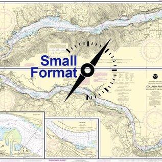 PRC NOS 18532 SF Columbia River - Bonneville to The Dalles
