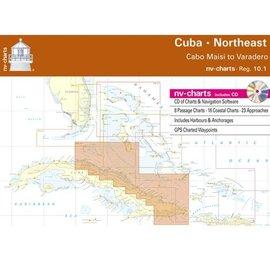 NP NV Charts Region 10.1  Cuba Northeast