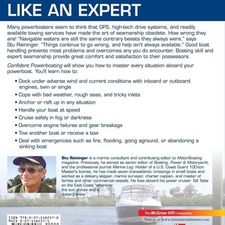 TAB Confident Powerboating  (eBook)