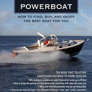 TAB Your First Powerboat: How to Find, Buy, and Enjoy the Best Boat for You  (eBook)