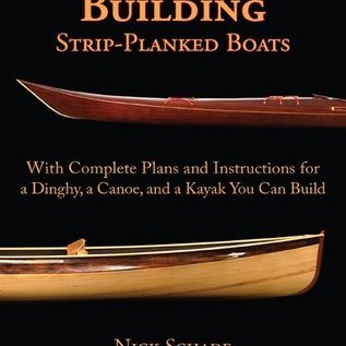 TAB Building Strip-Planked Boats (eBook)