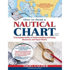 TAB How to Read a Nautical Chart 2E (eBook)