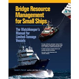 TAB Bridge Resource Management Small Ships (eBook)