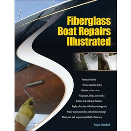 TAB Fiberglass Boat Repairs (eBook)