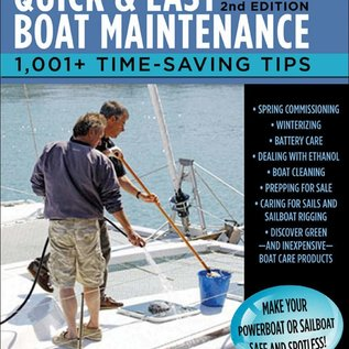 TAB Quick and Easy Boat Maintenance, 2nd Edition: 1,001 Time-Saving Tips (eBook)