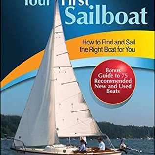 Your First Sailboat 2ED (eBook)