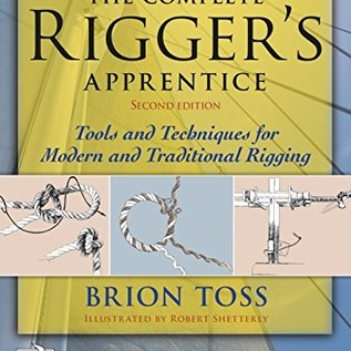 TAB The Complete Rigger's Apprentice: Tools and Techniques for Modern and Traditional Rigging, Second Edition (ebook)