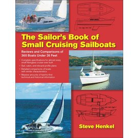 TAB The Sailor's Book of Small Cruising Sailboats: Reviews and Comparisons of 360 Boats Under 26 FeeteBook)