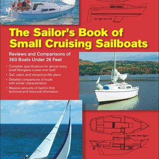 TAB The Sailor's Book of Small Cruising Sailboats: Reviews and Comparisons of 360 Boats Under 26 Feet (eBook)