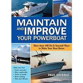 TAB Maintain and Improve Your Powerboat: 100 Ways to Make Your Boat Better (eBook)
