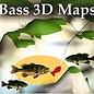 MTP BASS 3D MAPS Lake Lanier GA