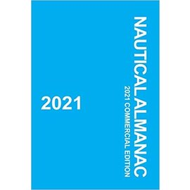 PRC Nautical Almanac 2021 Commercial Edition
