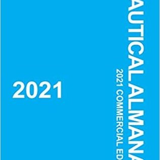 PRC Nautical Almanac 2021 Commercial Edition