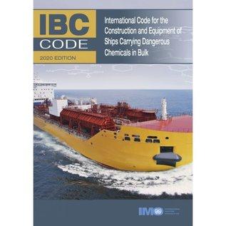 IMO IBC Code 2020E
