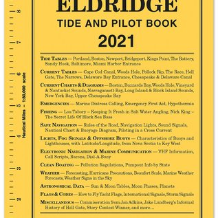 Eldridge 2021 Tide and Pilot Book