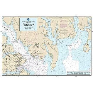 "PS Nautical Placemat Annapolis 12""x18"""