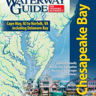 WG Waterway Guide Chesapeake & Delaware Bay 2021