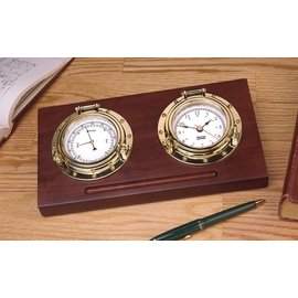 W&P Porthole Desk Set (Weather)
