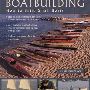 TAB Stitch-and-Glue Boatbuilding: How to Build Kayaks and Other Small Boats