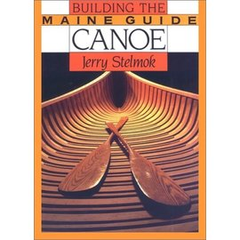 NLB Building the Maine Guide Canoe