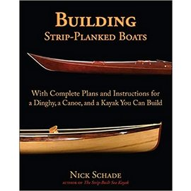 TAB Building Strip-Planked Boats