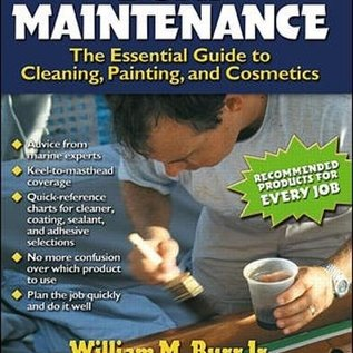 TAB Boat Maintenance: The Essential Guide Guide to Cleaning, Painting, and Cosmetics