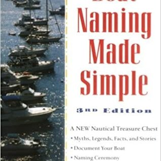 PS Boat Naming Made Simple: The Complete Book, 3rd Edition