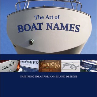 TAB The Art of Boat Names: Inspiring Ideas for Names and Designs