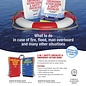 SCF SeaWise Emergency Action Guide and Safety Checklists for Motor Yachts