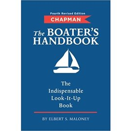 STE Chapman The Boater's Handbook: The Indispensable Look-It-Up Book (Chapman Nautical Guide)