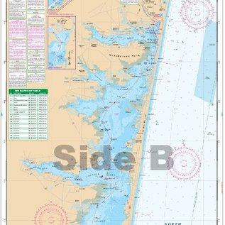 ISS Waterproof Charts Barnegat Bay 56E