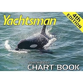 PRC Yachtsman Northwest Chartbook 4E 2020