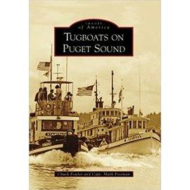 ARC Tugboats on Puget Sound **HC**