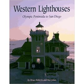 GLO Western Lighthouses-- Olympic Peninsula to San Diego