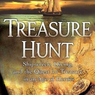 HAL Treasure Hunt - Shipwreck Diving and the Quest for Treasure in an Agre of Heroes
