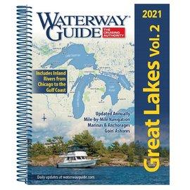 WG Waterway Guide Great Lakes Vol 2 2021