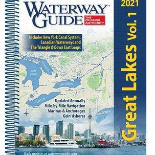 WG Waterway Guide Great Lakes Vol 1 2021