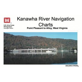 COE Kanawha River Navigation  Charts Corps of Engineers  2016