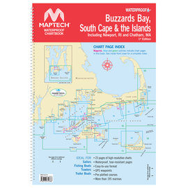 MTP Buzzards Bay, South Cape & the Islands WPB0310-01 by Maptech