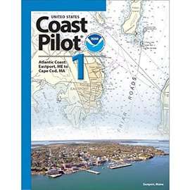 NOS Coast Pilot 1: 50E/2020 Atlantic Coast Eastport ME to Cape Cod MA