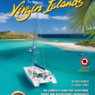 CGP Cruising Guide to the Virgin Islands 2022 (NEW EDITION)