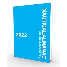 PRC Nautical Almanac 2022 Commercial Edition