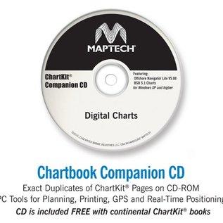 MTP ChartKit 4 Chesapeake & Delaware Bays 14E by Maptech