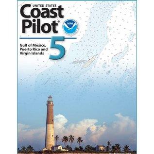 NOS Coast Pilot 5: 47E/2019 Gulf of Mexico, Puerto Rico, and Virgin Island