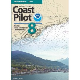 NOS Coast Pilot 8: 42E/2020 Alaska: Dixon Entrance - Cape Spencer