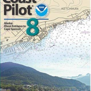 NOS Coast Pilot 8: 43E/2021 Alaska: Dixon Entrance - Cape Spencer