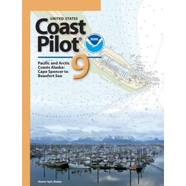 NOS Coast Pilot 9: 36E/2018 Pacific and Arctic Coasts Alaska: Cape Spencer to Beaufort Sea