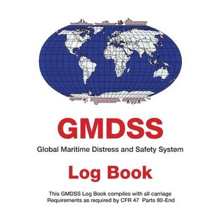 PS GMDSS Logbook (96 Days)