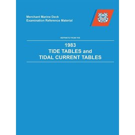 PRC Tide & Tidal Current 1983 Reprint